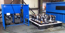 Construction and production of a new Annealing Furnace
